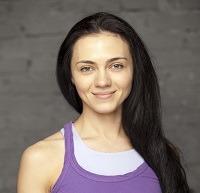 Анна Косенко, сертифицированный инструктор по кинесио тейпингу (CKTI)