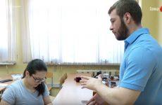 Практический семинар по кинезиотейпированию проходит в Южно-Сахалинске